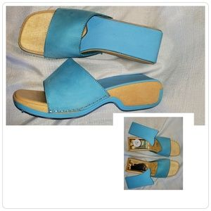Cute clog with hidden compartments
